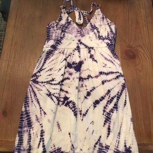 Victoria's Secret Bra Top Halter Dress - Size S